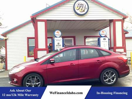 2014 Ford Focus SE for Sale  - 8404  - Country Auto