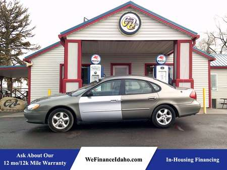 2001 Ford Taurus SE for Sale  - 8469  - Country Auto