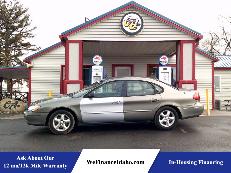 2001 Ford Taurus SE  - 8469  - Country Auto