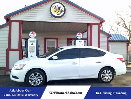 2014 Nissan Sentra SL for Sale  - 8472  - Country Auto