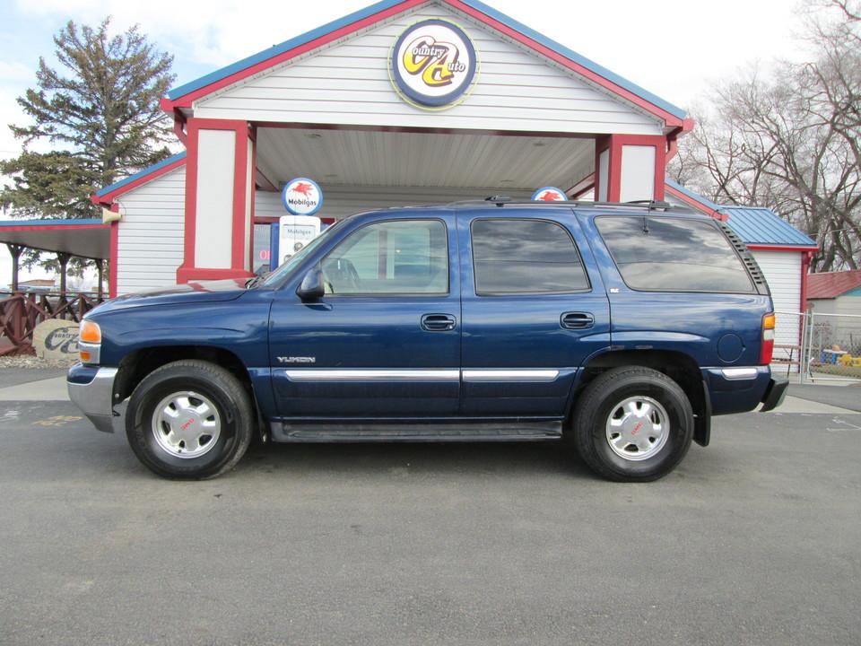 2001 GMC Yukon  - Country Auto