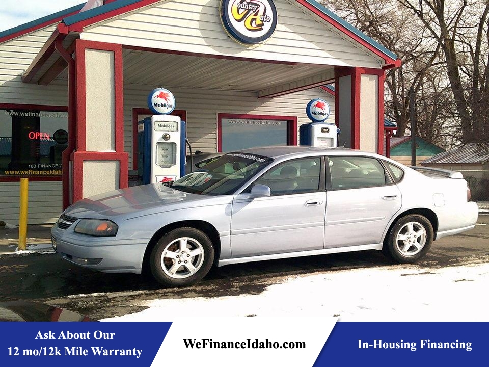 2005 Chevrolet Impala LS  - 8494  - Country Auto