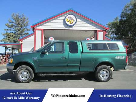 1999 Ford F-150 4WD SuperCab for Sale  - 8281  - Country Auto