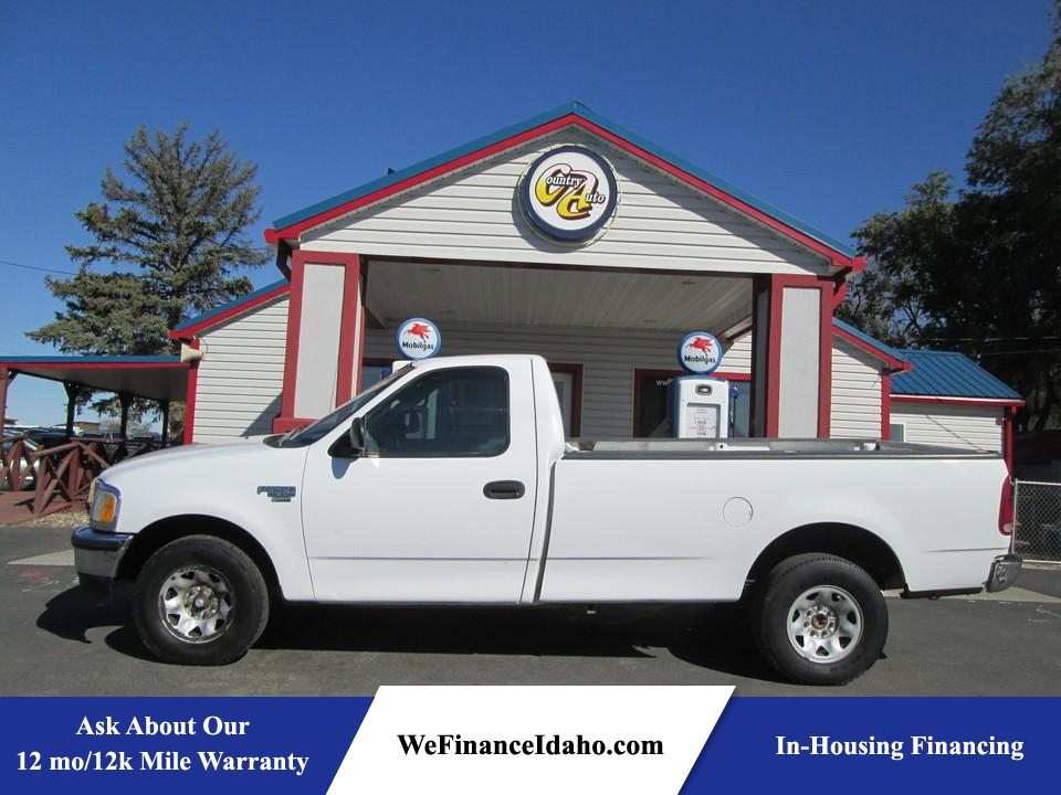 1998 Ford F-250 Regular Cab  - 8295  - Country Auto
