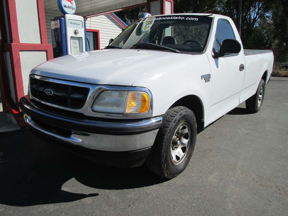 1998 Ford F-250  - Country Auto
