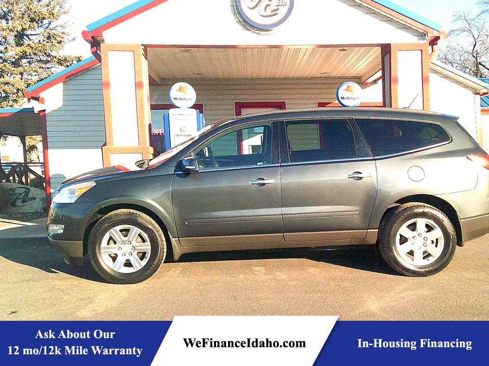 2011 Chevrolet Traverse LT w/1LT AWD  - 8827  - Country Auto