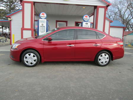 2013 Nissan Sentra SV for Sale  - 7904  - Country Auto