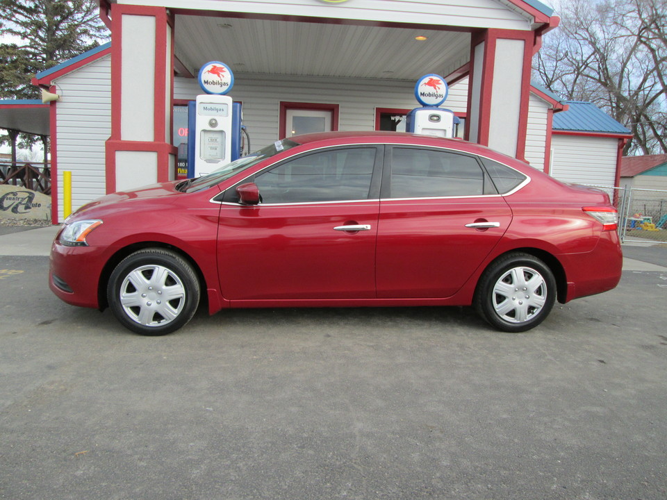 2013 Nissan Sentra  - Country Auto