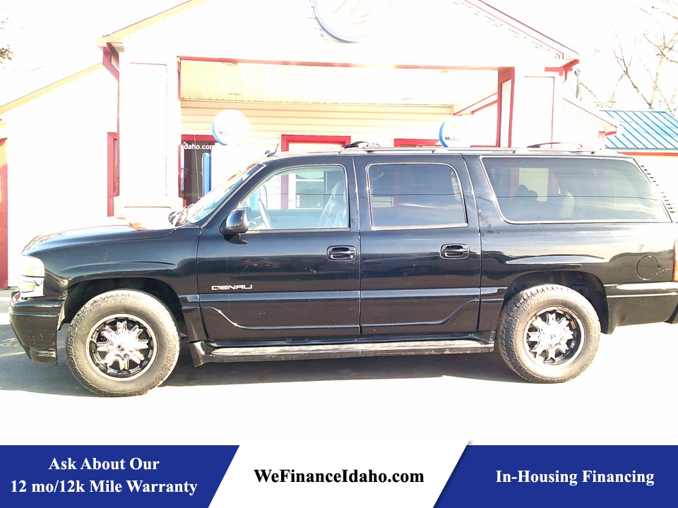 2004 GMC Yukon XL Denali AWD  - 8334  - Country Auto