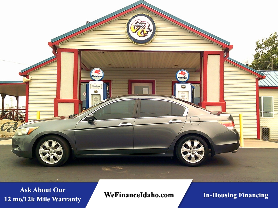2009 Honda Accord EX-L  - 9098  - Country Auto