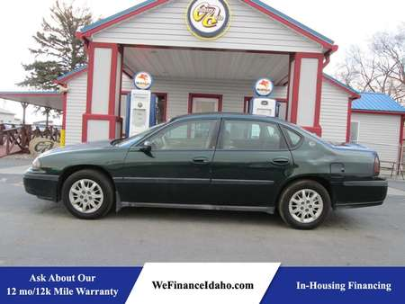 2002 Chevrolet Impala  for Sale  - 8051R  - Country Auto