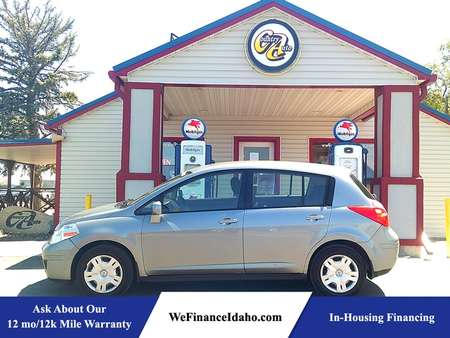 2010 Nissan Versa 1.8 S for Sale  - 8668  - Country Auto