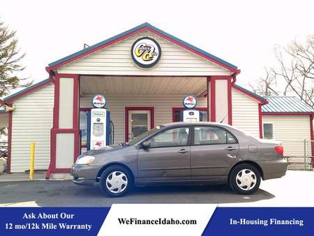 2005 Toyota Corolla  for Sale  - 8562R  - Country Auto