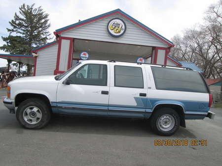 1993 Chevrolet Suburban 4WD for Sale  - 7616  - Country Auto