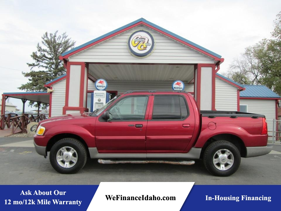 2003 Ford Explorer Sport Trac 4WD  - 8356  - Country Auto