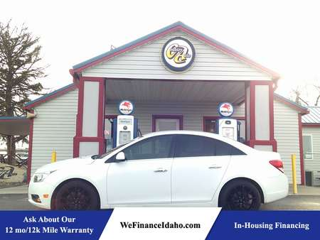 2012 Chevrolet Cruze LTZ for Sale  - 8558  - Country Auto