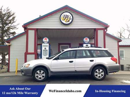 2005 Subaru Legacy Wagon (Natl) Outback for Sale  - 8589  - Country Auto