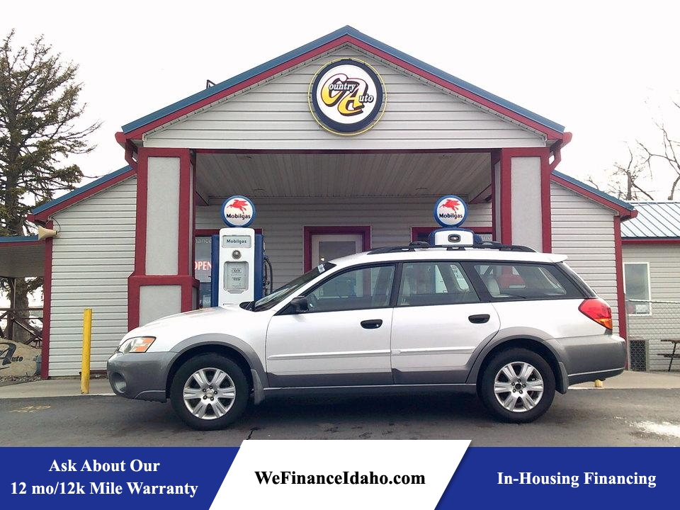 2005 Subaru Legacy Wagon (Natl) Outback  - 8589  - Country Auto