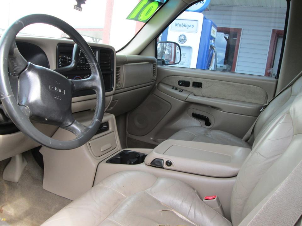 2001 GMC Sierra 1500HD  - Country Auto