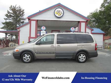 2002 Pontiac Montana  for Sale  - 7779  - Country Auto