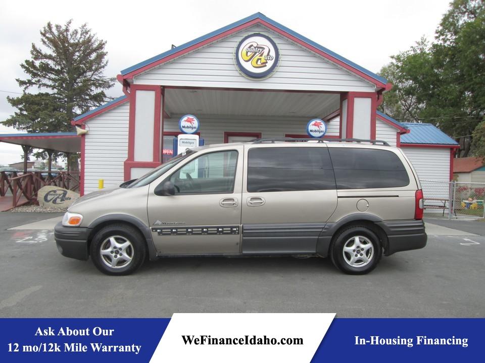 2002 Pontiac Montana  - Country Auto
