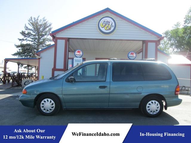 1998 Ford Windstar Wagon Stock 8279 Jerome Id 83338