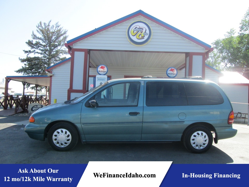1998 Ford Windstar Wagon  - 8279  - Country Auto