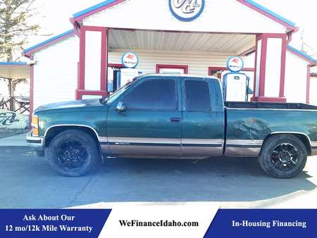 1998 Chevrolet C1500 C/K 1500 4WD Extended Cab for Sale  - 8507  - Country Auto