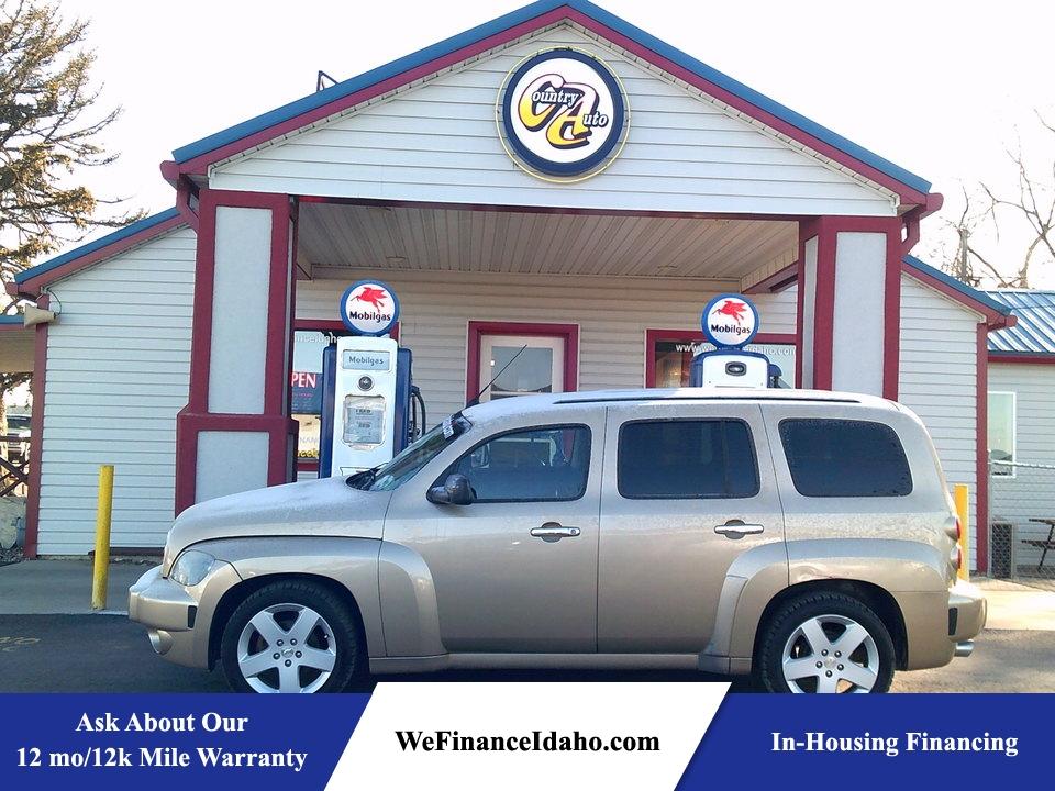 2007 Chevrolet HHR LT 2WD  - 8504  - Country Auto