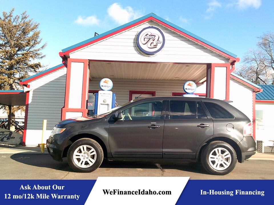 2007 Ford Edge SEL PLUS AWD  - 8506  - Country Auto