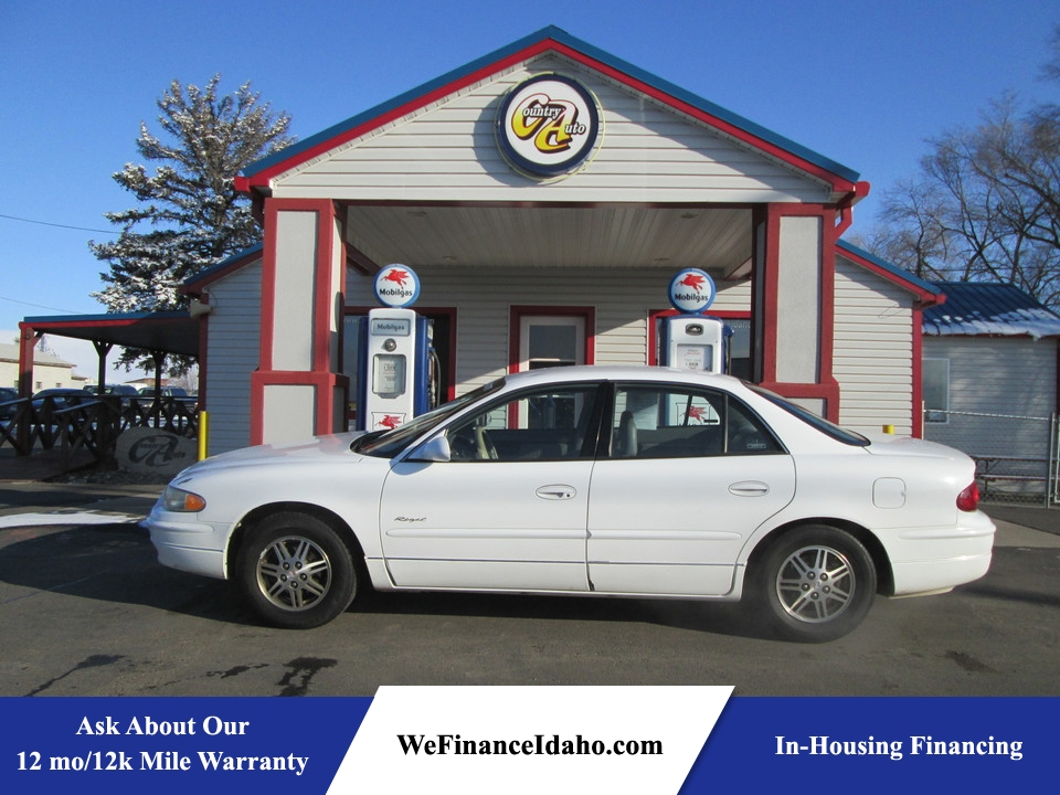 2000 Buick Regal LS  - 8395  - Country Auto
