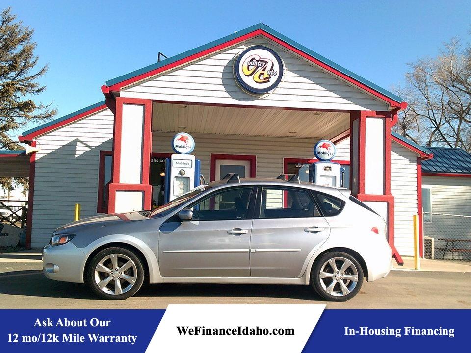 2010 Subaru Impreza Wagon Outback Sport  - 8495  - Country Auto