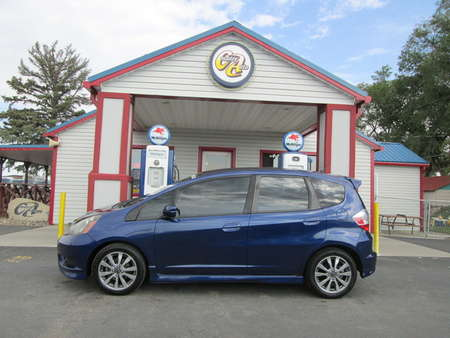 2012 Honda Fit Sport for Sale  - 8303B  - Country Auto