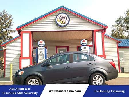 2013 Chevrolet Sonic LT for Sale  - 8699  - Country Auto