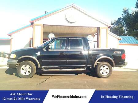 2003 Ford F-150 4WD SuperCrew for Sale  - 9099  - Country Auto