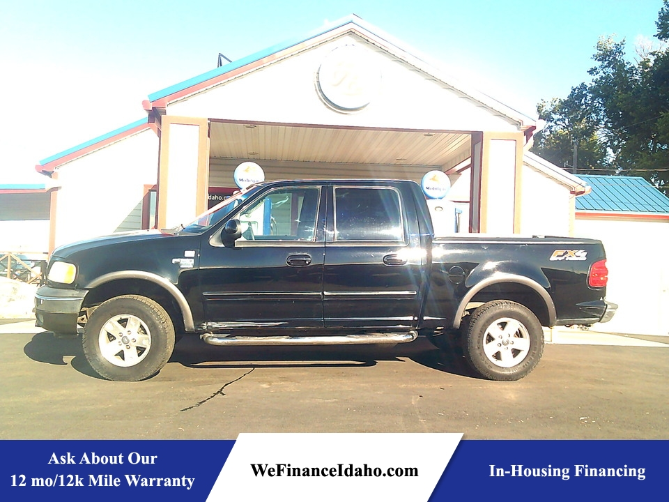 2003 Ford F-150 4WD SuperCrew  - 9099  - Country Auto