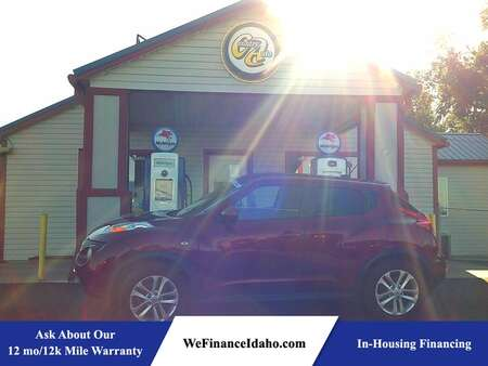 2011 Nissan Juke SV AWD for Sale  - 9157  - Country Auto
