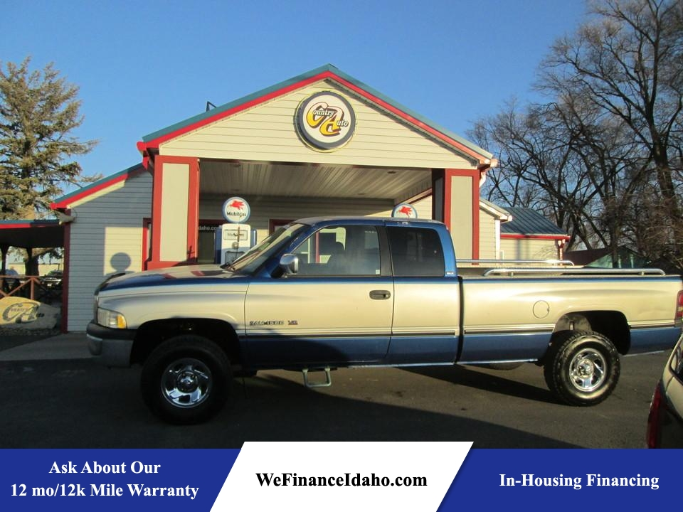 1997 Dodge Ram 1500 4WD  - 8354  - Country Auto