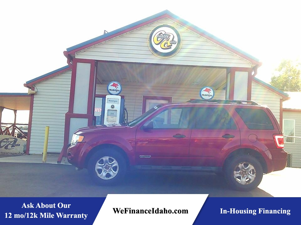 2008 Ford Escape XLT  - 9169  - Country Auto