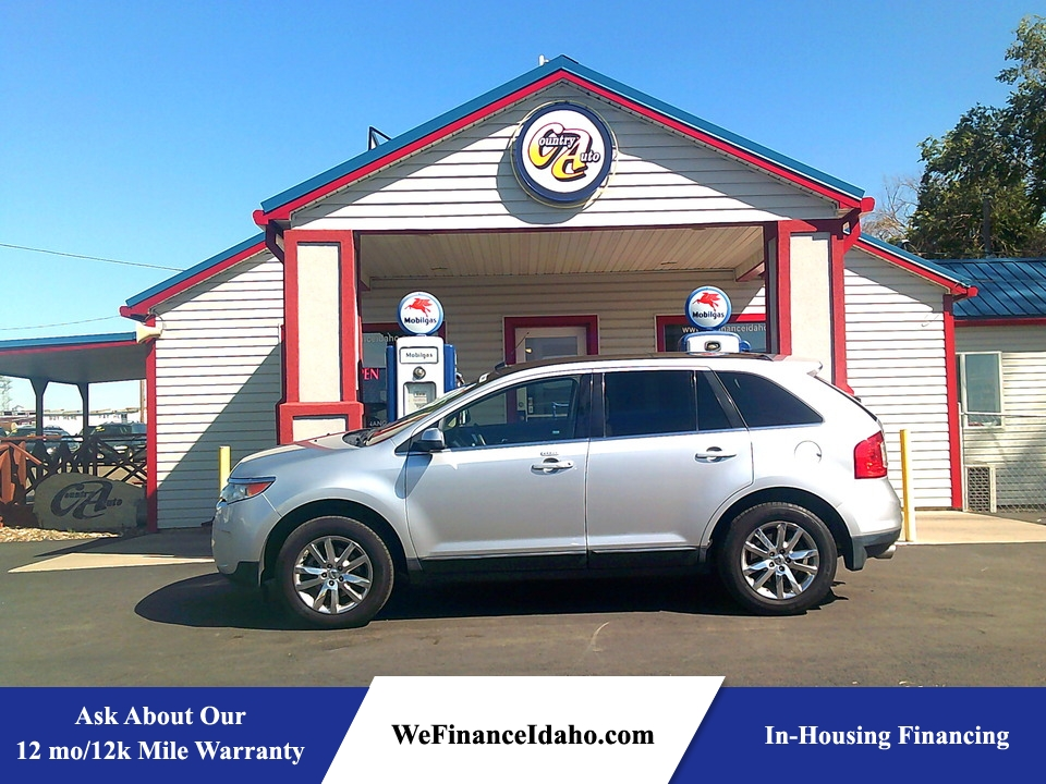 2013 Ford Edge Limited  - 9131  - Country Auto