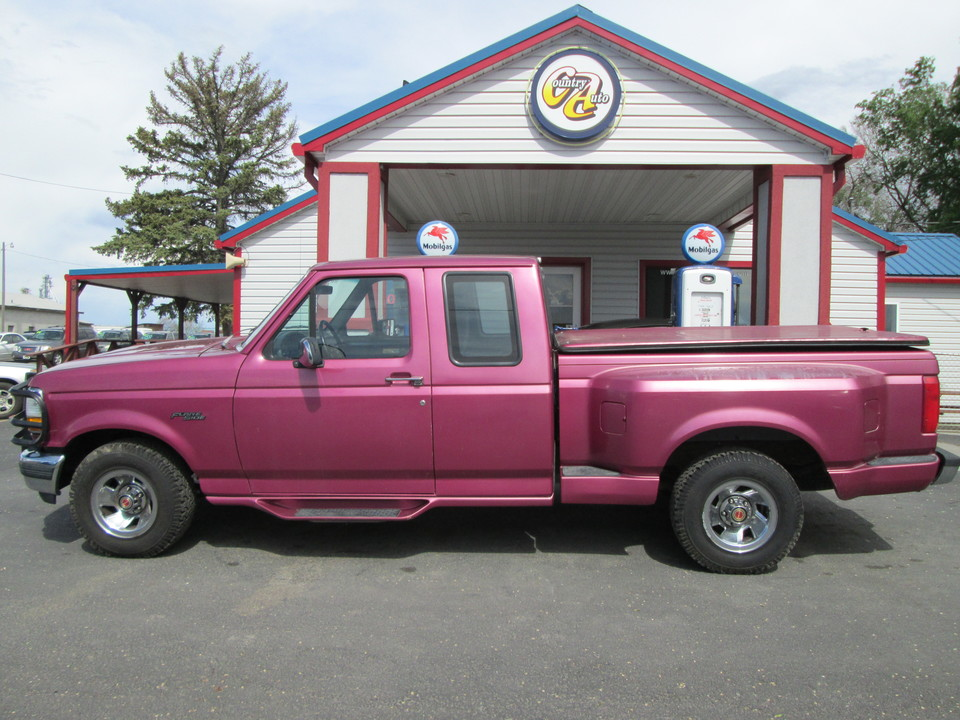 1992 Ford F-150 SERIES  - Country Auto