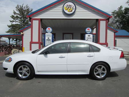 2012 Chevrolet Impala LTZ for Sale  - 8132R  - Country Auto