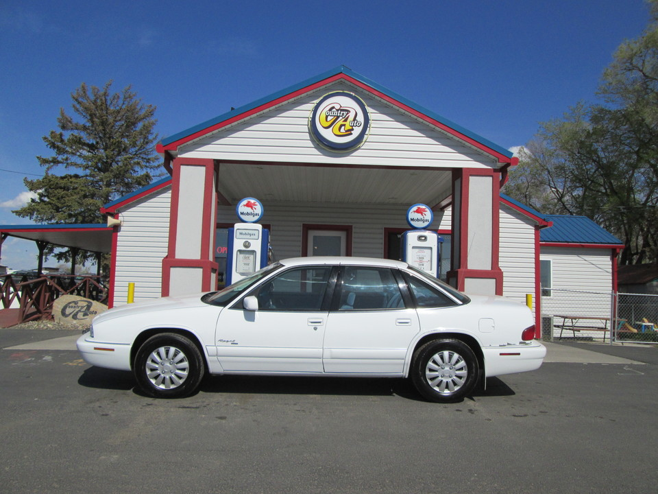 1996 Buick Regal  - Country Auto