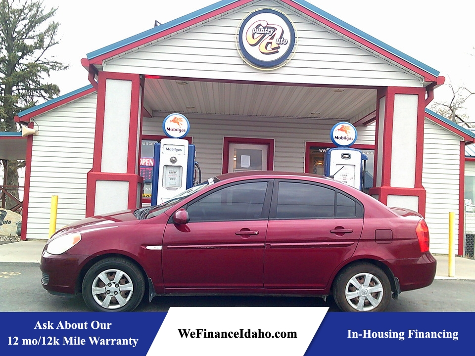 2007 Hyundai Accent GLS  - 8731R  - Country Auto