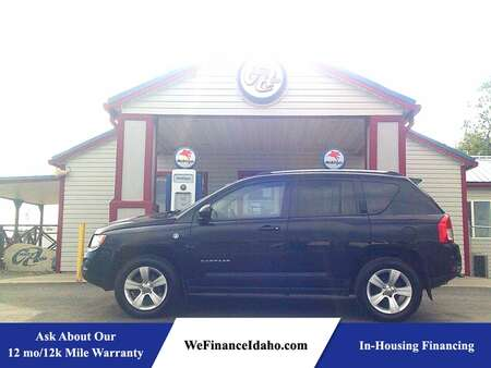 2012 Jeep Compass Latitude 4WD for Sale  - 9027  - Country Auto