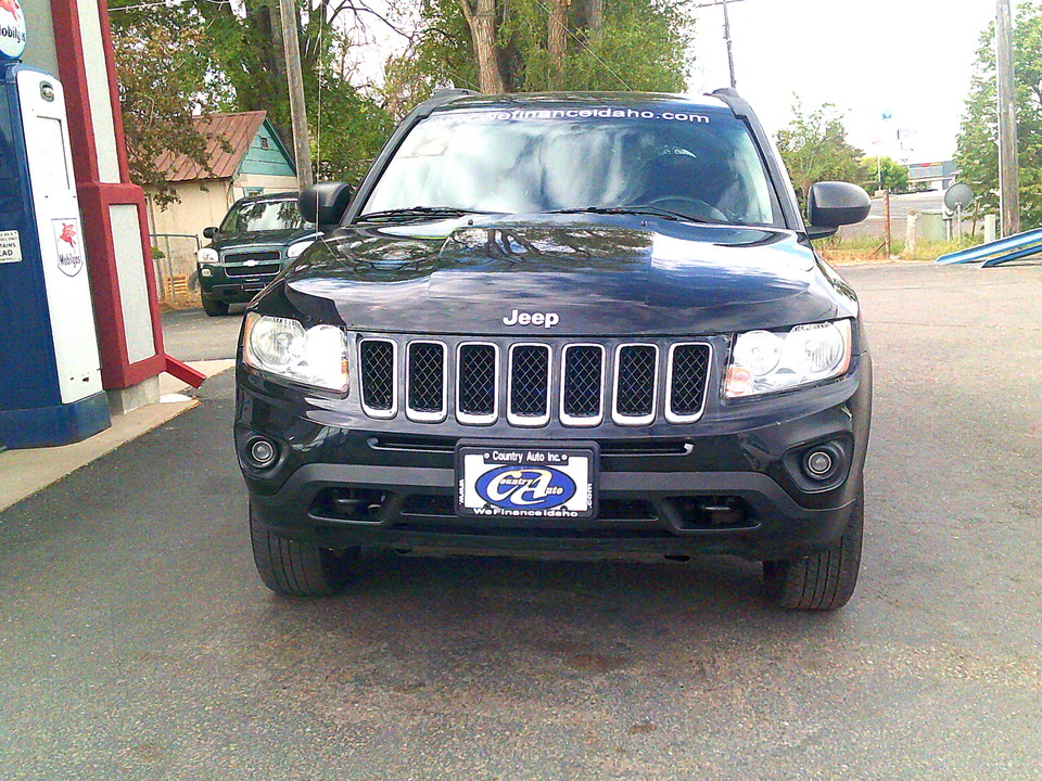 2012 Jeep Compass  - Country Auto