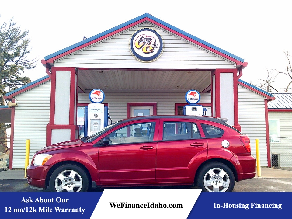2009 Dodge Caliber SXT  - 8793  - Country Auto