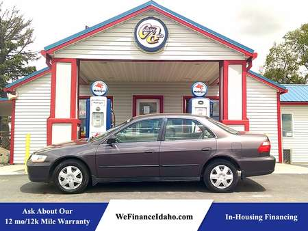 1999 Honda Accord LX for Sale  - 8629  - Country Auto