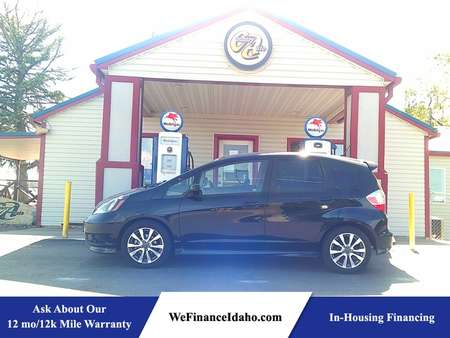 2013 Honda Fit Sport for Sale  - 8551  - Country Auto