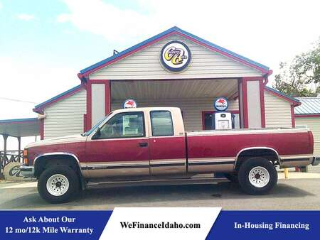 1993 Chevrolet C2500 C/K 2500 4WD Extended Cab for Sale  - 9052  - Country Auto